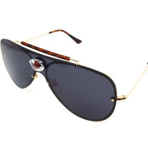 PANTHER POWER RUST EYE AVIATOR GLASSES NEW